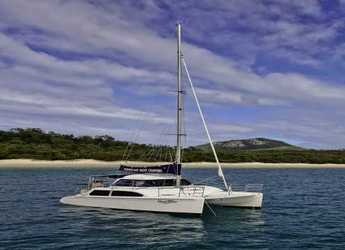 Rent a catamaran in Abel Point Marina - Seawind 1000XL