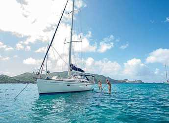 Rent a sailboat in Blue Lagoon - Bavaria 45