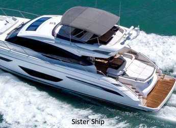 Chartern Sie yacht in Freeport - Princess 65