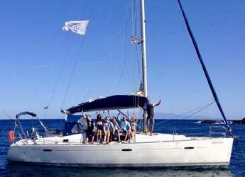 Rent a sailboat in Ibiza Magna - Oceanis 43