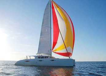 Rent a catamaran in Sint Maarten (Netherlands) - Custom 65