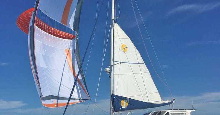 Louer catamaran à Emerald Bay Marina - St. Francis 50