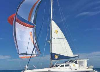 Rent a catamaran in Emerald Bay Marina - St. Francis 50