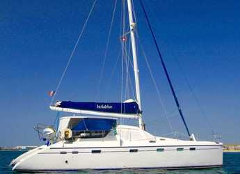 Rent a catamaran in Blue Lagoon - Privilege Alliaura 49