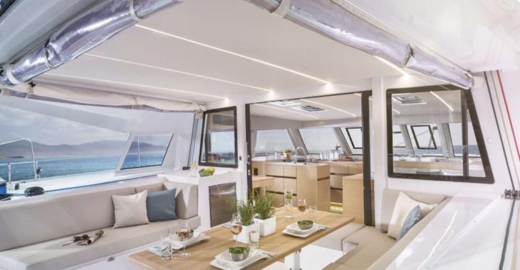 Rent a catamaran in Le Marin - Nautitech 46