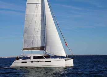Alquilar catamarán en Le Marin - Nautitech 46