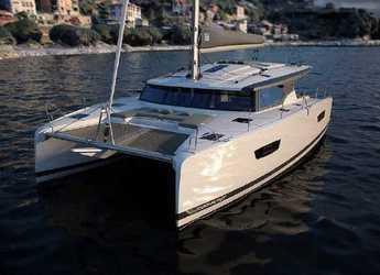 Rent a catamaran in Port Purcell, Joma Marina - Fountaine Pajot Astrea 42 - 4 + 1 cab.