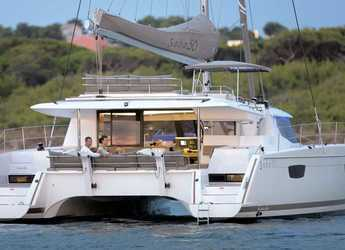 Chartern Sie katamaran in Port Purcell, Joma Marina - Fountaine Pajot Saba 50 Quintet - 5 + 1 cab.