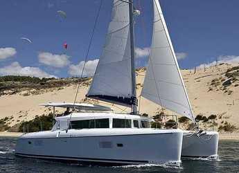 Rent a catamaran in Port Purcell, Joma Marina - Lagoon 420 - 4 cab.