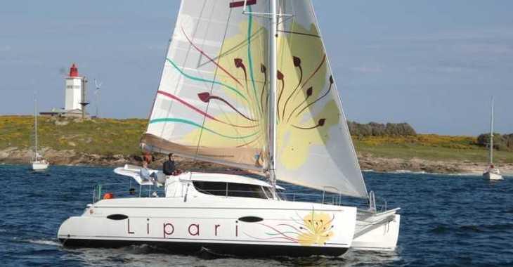 Rent a catamaran in Abel Point Marina - Lipari 41
