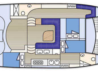 Alquilar catamarán Seawind 1160 en Abel Point Marina, Airlie Beach