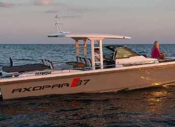Chartern Sie motorboot in Portocolom - Axopar 37 T-Top