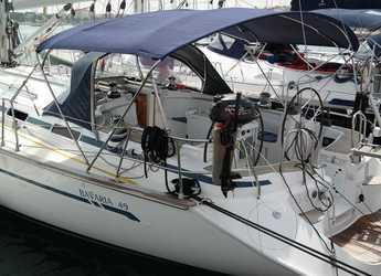 Rent a sailboat in Portocolom - Bavaria 49 (5Cab)