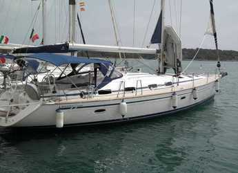 Rent a sailboat in Portocolom - Bavaria 50 Cruiser (5Cab)