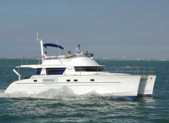 Rent a motorboat in Abel Point Marina - Cumberland 46