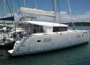 Rent a catamaran in Portocolom - Lagoon 400 (4Cab)