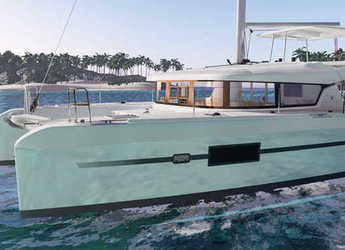 Rent a catamaran in Portocolom - Lagoon 42 - 4 + 1 cab.