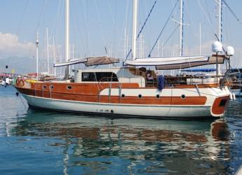 Rent a schooner in Ece Marina - Gulet Albatros A
