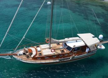 Rent a schooner in Bodrum Marina - Gulet 16