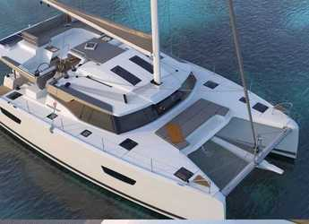 Rent a catamaran in Marina Gouvia - Elba 45