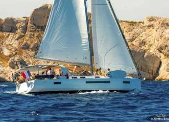 Rent a sailboat in Alimos Marina Kalamaki - Sun Loft 47
