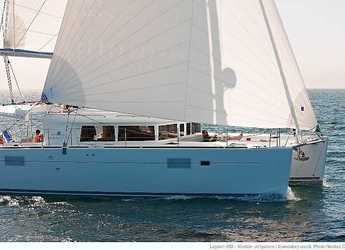 Rent a catamaran in American Yacht Harbor - Lagoon 50
