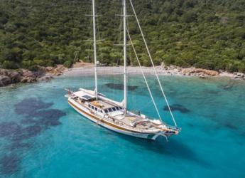Rent a schooner in Bodrum Marina - Gulet 36