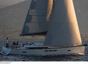 Rent a sailboat in ACI Marina Dubrovnik - Sun Odyssey 509
