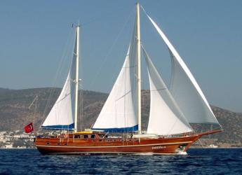 Rent a schooner in Bodrum Marina - Gulet 29