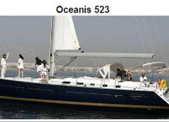 Rent a sailboat in Alimos Marina Kalamaki - Oceanis 523