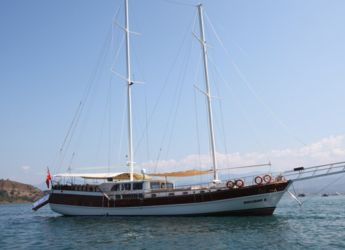 Rent a schooner in Ece Marina - Gulet Holiday 5