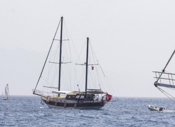 Rent a schooner in Bodrum Marina - Gulet 19