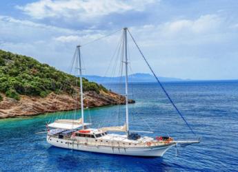 Rent a schooner in Bodrum Marina - Gulet Osman Kurt