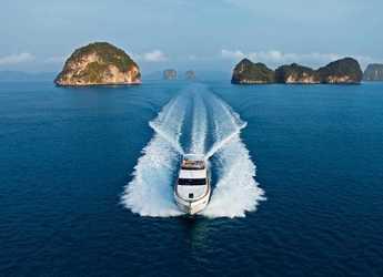 Rent a motorboat in Ao Po Grand Marina - Princess 64