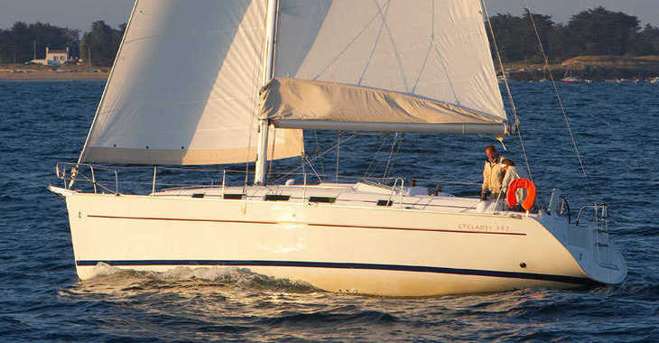 Alquilar velero Cyclades 39.3 en Alimos Marina Kalamaki, Atenas