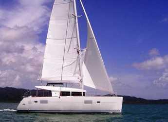 Chartern Sie katamaran in Yacht Haven Marina - Lagoon 400 S2
