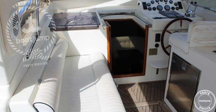 Rent a yacht in Port Mahon - Llaut MY 120