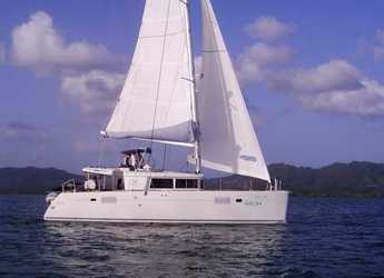 Rent a catamaran in Yacht Haven Marina - Lagoon 450