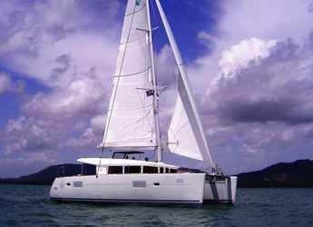 Chartern Sie katamaran in Yacht Haven Marina - Lagoon 400