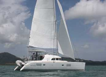 Chartern Sie katamaran in Yacht Haven Marina - Lagoon 380