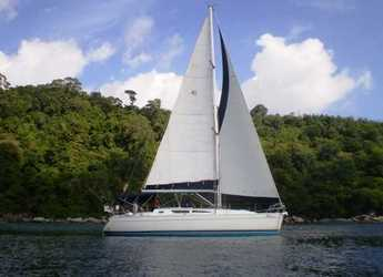 Rent a sailboat in Yacht Haven Marina - Sun Odyssey 40