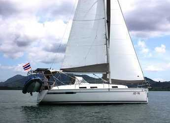 Rent a sailboat in Yacht Haven Marina - Bavaria 32