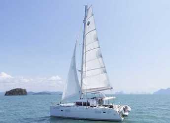 Chartern Sie katamaran in Ao Po Grand Marina - Lagoon 400