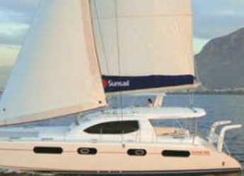 Rent a catamaran in Ao Po Grand Marina - Leopard 46