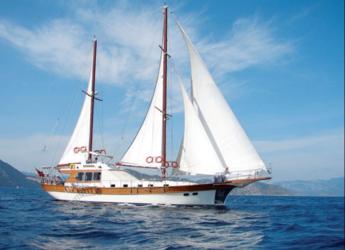 Chartern Sie schoner in Port Gocëk Marina - Gulet SERENITY 70