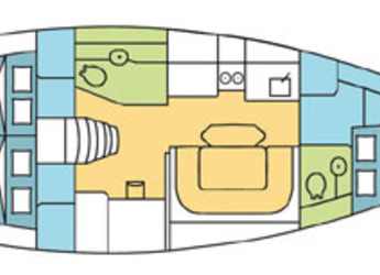 Alquilar velero Harmony 42 en Marina Bas du Fort, Pointe-à-Pître