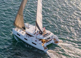 Alquilar catamarán en Preveza Marina - Lagoon 46