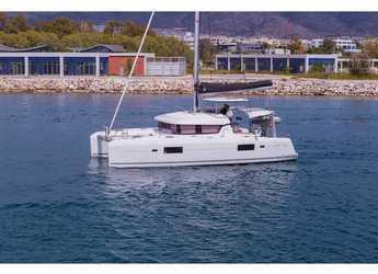 Rent a catamaran in Preveza Marina - Lagoon 42