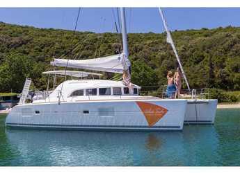 Rent a catamaran in Preveza Marina - Lagoon 380