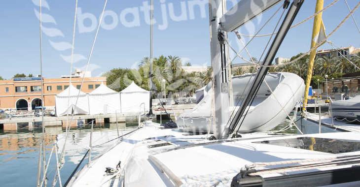 Alquilar velero Dufour 512  en Muelle de la lonja, Palma de mallorca